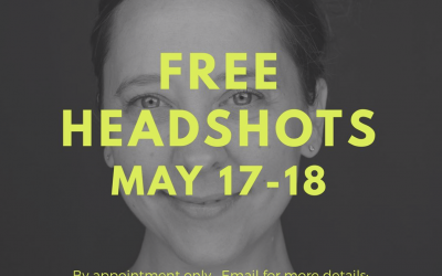 Peter Hurley Headshot crew members in Pittsburgh looking for local actors and models for a free headshot session